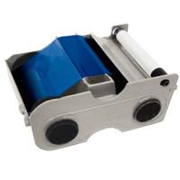 44203 Fargo Blue Monochrome Ribbon Kit - 1000 prints {map:38}