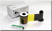 Y1077998 - Smart YMCKOK I&A Color Ribbon, 200 Prints {map:70}