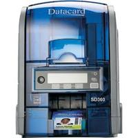 506339-001 Datacard SD360 ID Card Printer Dual-Sided {map:2580}
