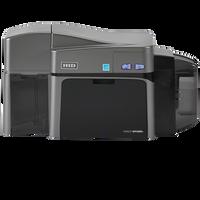 50100 Fargo DTC1250e ID Card Printer Dual-Sided