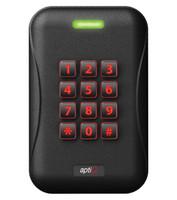 MTK15 Allegion™ (aptiQ™) Multi-Technology Single Gang Reader with Keypad - Qty. 1