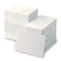 C4001 Classic Blank White Cards- 30 mil - Qty. 500