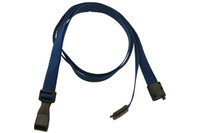"2137-2058 Black Recycled PET 3/8"" Flat Lanyard W/ Breakaway And ""no-twist"" Wide Plastic Hook - Qty. 100"