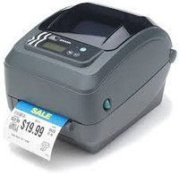 GX42-102410-000 Zebra GX420T 203DPI TT USB, Serial, 10/100 Ethernet W/6FT Cable Desktop Label Printer - Qty. 1