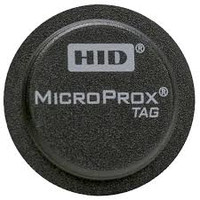 1391NSSNN HID MicroProx Tag, Non-Numbered & Non-Programmed - Qty. 100