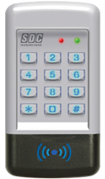 920P SDC Digital Keypad, 500 Users, with Prox Reader - Qty. 1