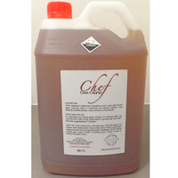 Chef Oven, Grill & Hotplate Cleaner 5L Powerful Degreaser Cleaning Chemicals by Eco Chemicals