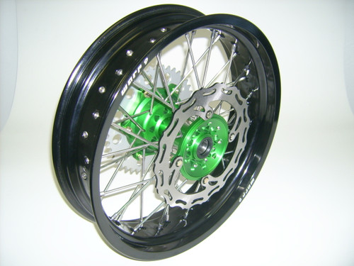 Utv Tires For Sale >> KLR650 Rear Supermoto Warp 9 Wheels for Sale | Cycle House