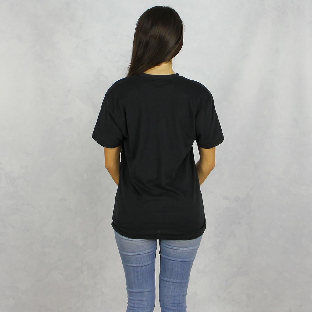 Alpha Phi T-Shirt in Black Back