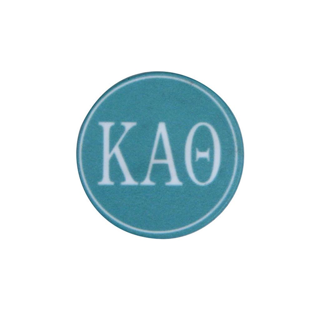 Kappa Alpha Theta Phone Grip in Teal Top