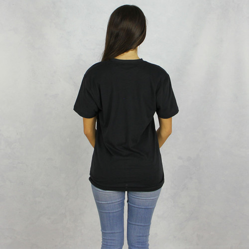Kappa Alpha Theta Short Sleeve T-Shirt in Black Back