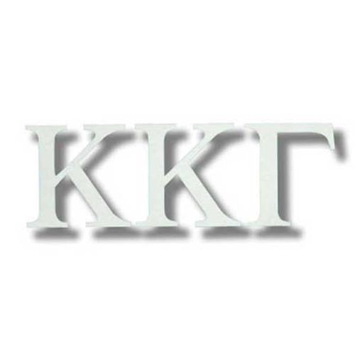 Kappa Kappa Gamma Sticker Large