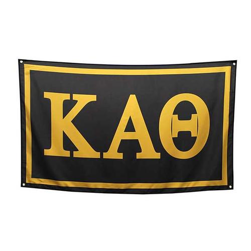 Kappa Alpha Theta Flag