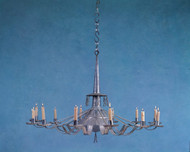 Hampshire Meeting House Chandelier
