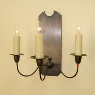 Arlington Sconce - Three Arm