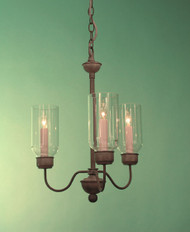 Classical Tidewater Pendant --  3 Arm