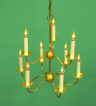 Haverford 2 Tier Chandelier