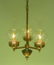 Victorian 3 Light Chandelier