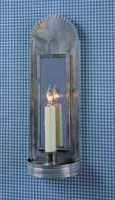 Montgomery Mirrored Sconce - 1 Light