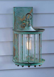Chandler Wall Mount Lantern Large