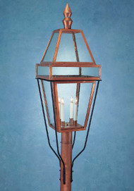 Boston Post Lamp