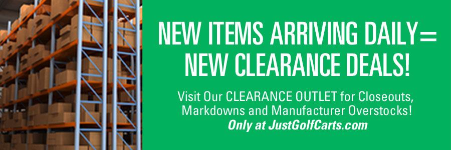 Golf Cart Parts Clearance Outlet
