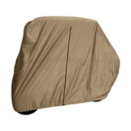 Golf Cart Storage Cover for Carts with Rear Seats
