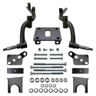 """6"""" Drop Spindle Lift Kit, Club Car DS 03.5+ Gas & Electric"""