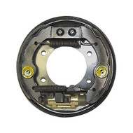 EZGO Brake Assembly, Driver Side, With Brake Shoes