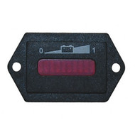 Golf Cart Battery Digital Charge Meter with Mounting Tabs, 36V/48V