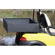Steel Utility/Cargo Box for EZGO, Club Car, Yamaha