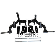 """3"""" Drop Spindle Golf Cart Lift Kit, Club Car DS Gas 94-03.5 Gas, 84-03.5 Electric"""
