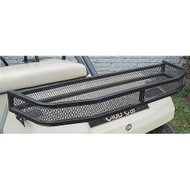 Front Mount Cargo Basket, EZGO, Club Car, Yamaha
