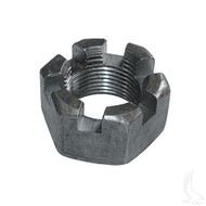 """Slotted Nut, 1""""-14, for EZGO Golf Cart Front Axles"""