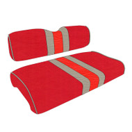Tampa Bay Buccaneers Custom Helmet Stripe Golf Cart Seat Covers