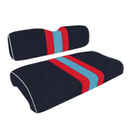 Tennessee Titans Custom Helmet Stripe Golf Cart Seat Covers