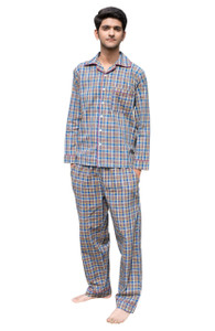 Male Cotton Suit