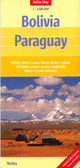 Bolivia Paraguay Map Travel Map