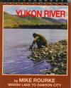Yukon River Map Marsh to Dawson