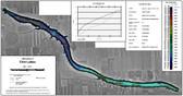 Chin Lake Map   Canada map   GoTrekkers Map Store