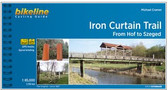 Iron Curtain Bicycle Trail Cycline Mapbook