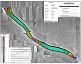 Stafford Reservoir Lake Map