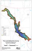 Pine Lake Map
