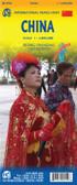 China itmb Travel Map