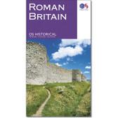 Roman Britain Historical Map