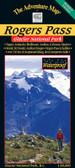 Rogers Pass Map (Hiking & Biking)