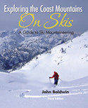 Exploring the Coast Mountains on Skis book