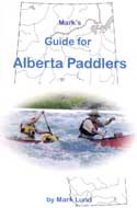 marks guide for alberta paddlers book