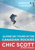 summits icefields canadian rockies book