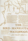 the bird - manogotagan historical canoe map